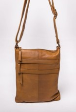 Rugged Hide Wendy Sling Bag Dusty Sand