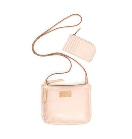 Rare Rabbit Wanderer bag Blush