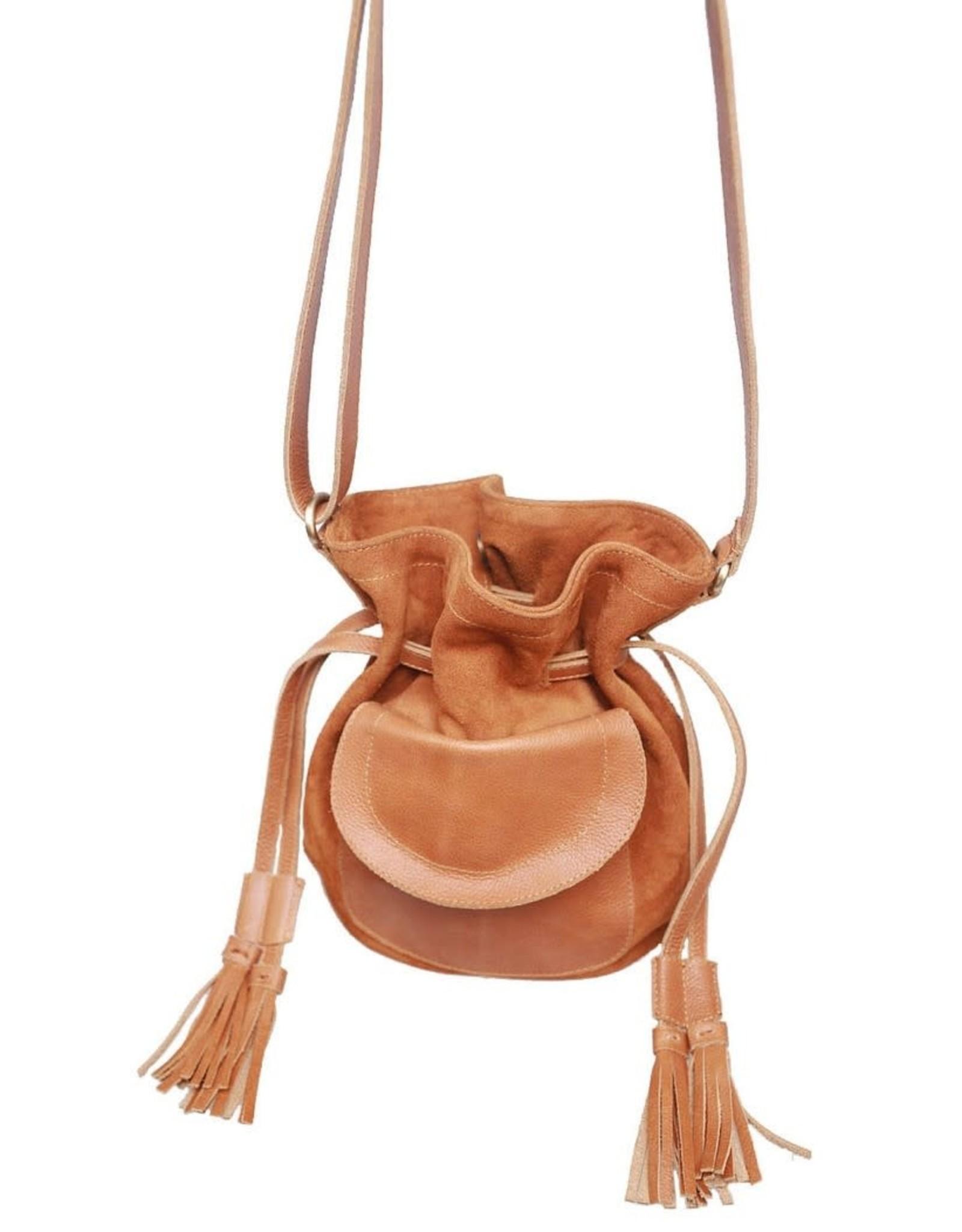 Little Edie Handbag Tan