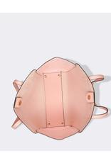 Louenhide Franco Ostrich Pink Bag
