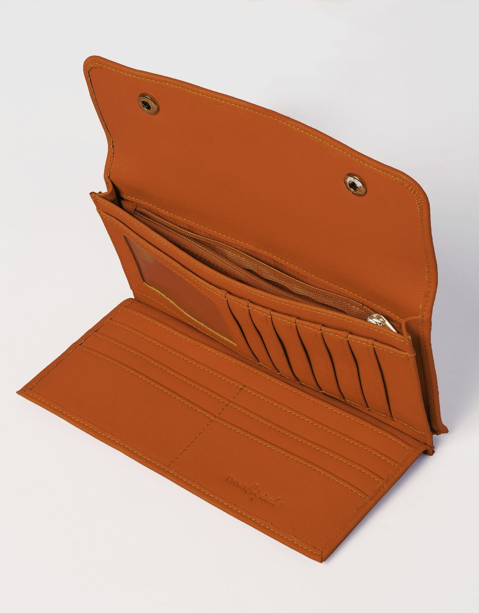 Urban Originals Button Up Wallet