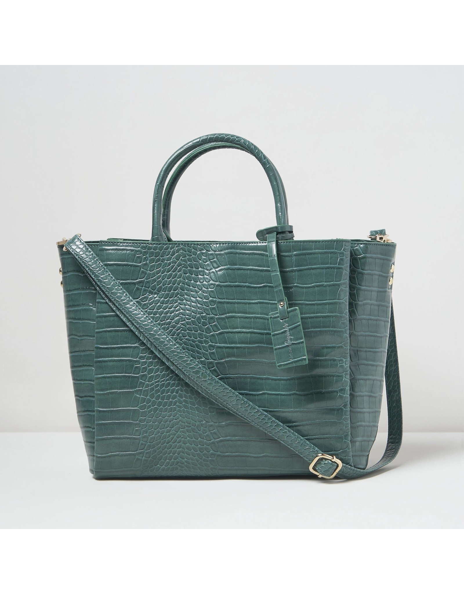 Urban Originals My World Handbag Green