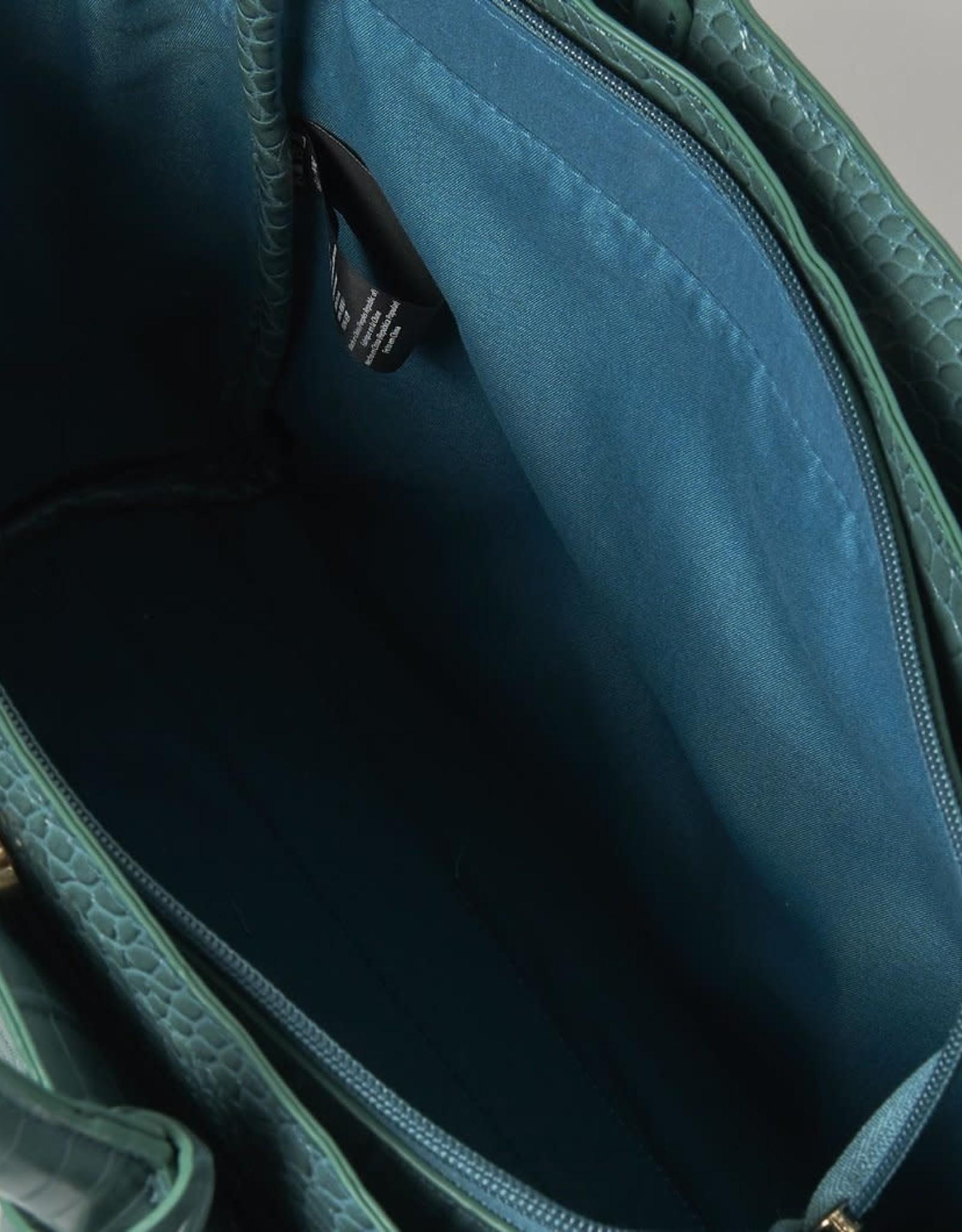 My World Handbag Green