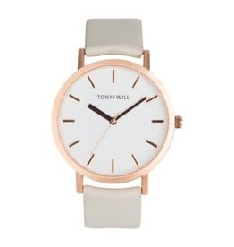 Rose Grey Watch