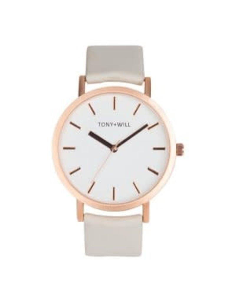 Rose Grey Watch