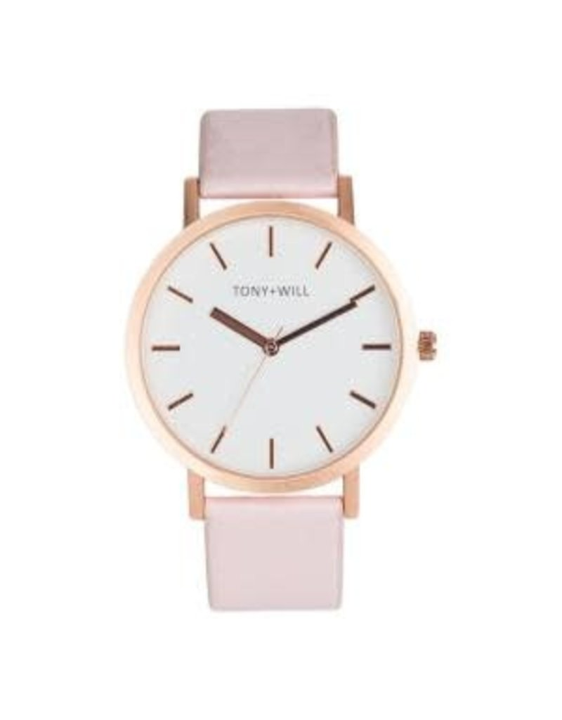 Rose Pink Watch