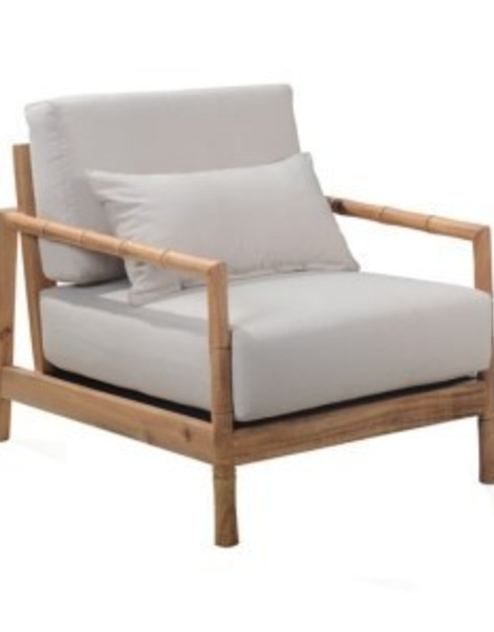 Bamboo loung Chair