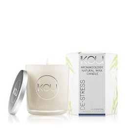 IKOU Eco-Luxury Candles Glass De-Stress