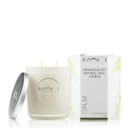 IKOU Eco-Luxury Candles Glass Calm