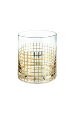 Manhattan Whisky Tumbler set of 4