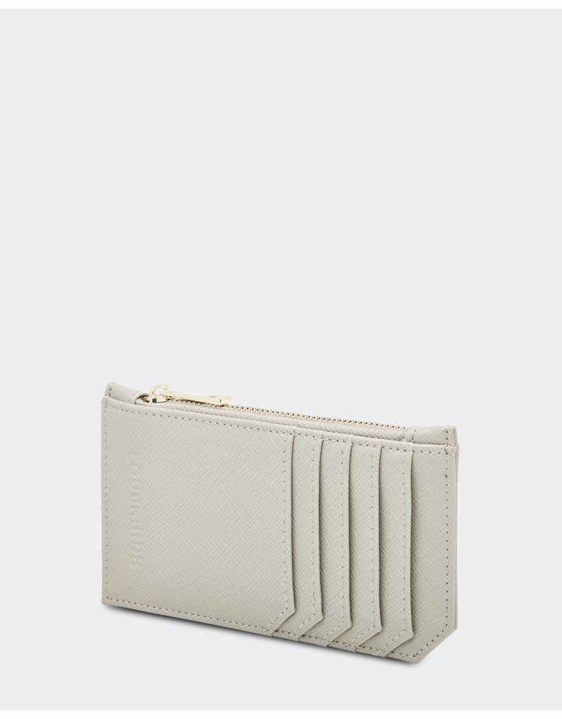 Louenhide Tia Hatch Grey Card Holder