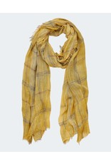 Louenhide Sloane Yellow Scarf