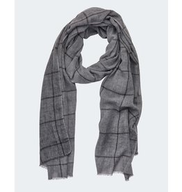 Louenhide Monique Dark Grey Scarf