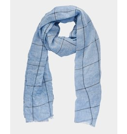 Louenhide Monique Blue Scarf