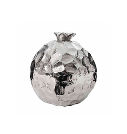 Horgans ALUMINIUM POMEGRANATE in NICKEL D10H11cm