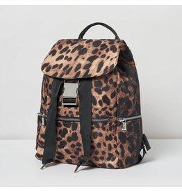 Urban Originals Soulful Leopard Backpack