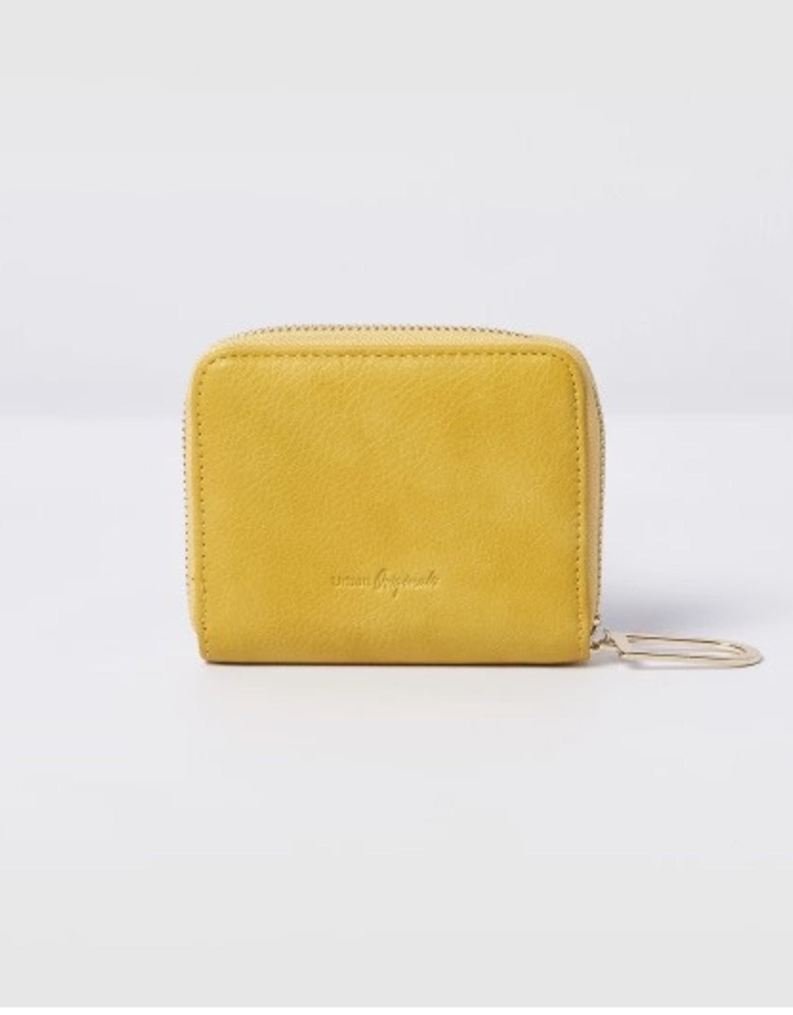 Essentials Yellow  Wallet