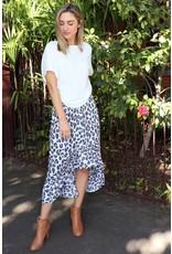 Wild and Free Skirt 6-14 Light Leopard