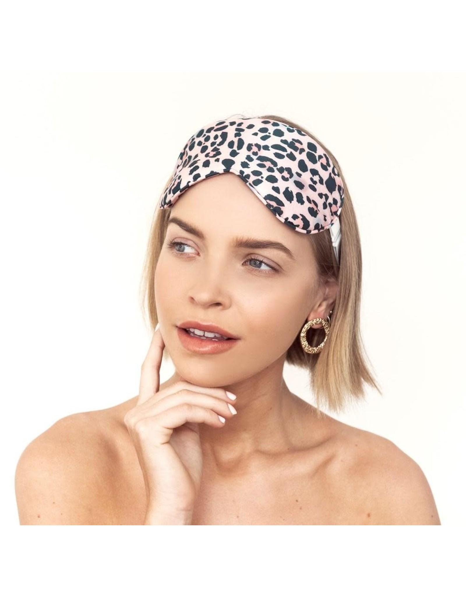 Louvelle Chloe Eye Mask- Petite Afrique