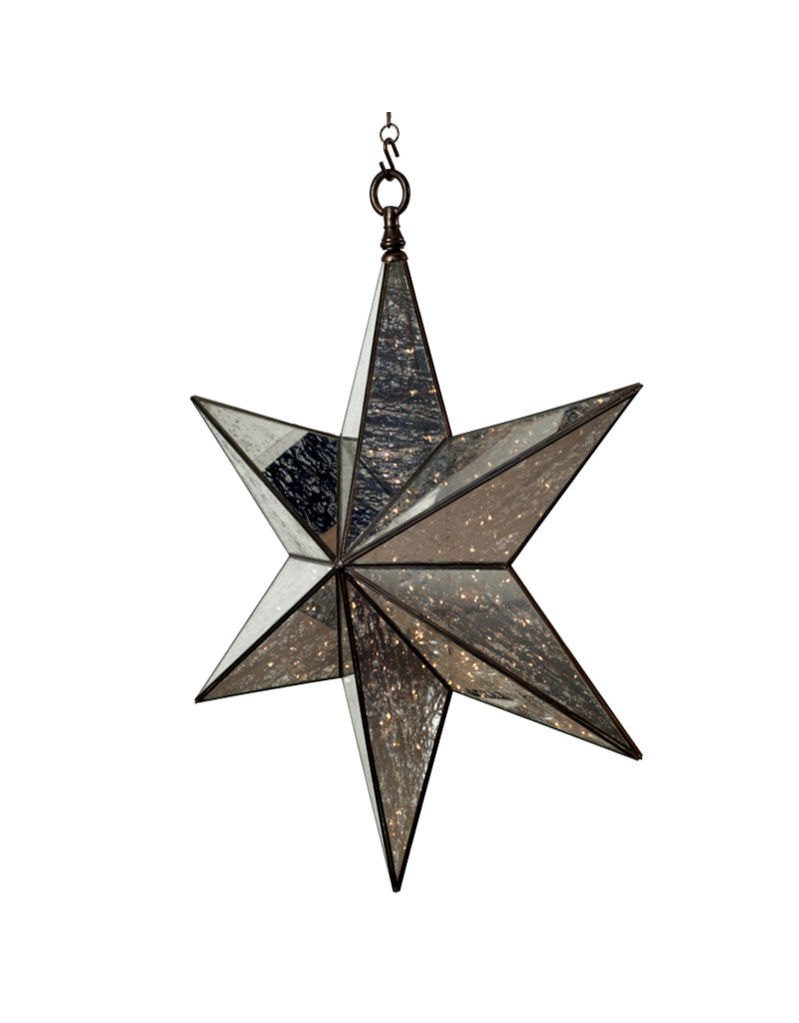 Horgans X Large Hanging Christmas Star Light