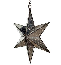 X Large Hanging Christmas Star Light