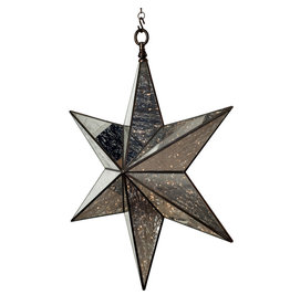 Horgans X Large Hanging Christmas Star Light
