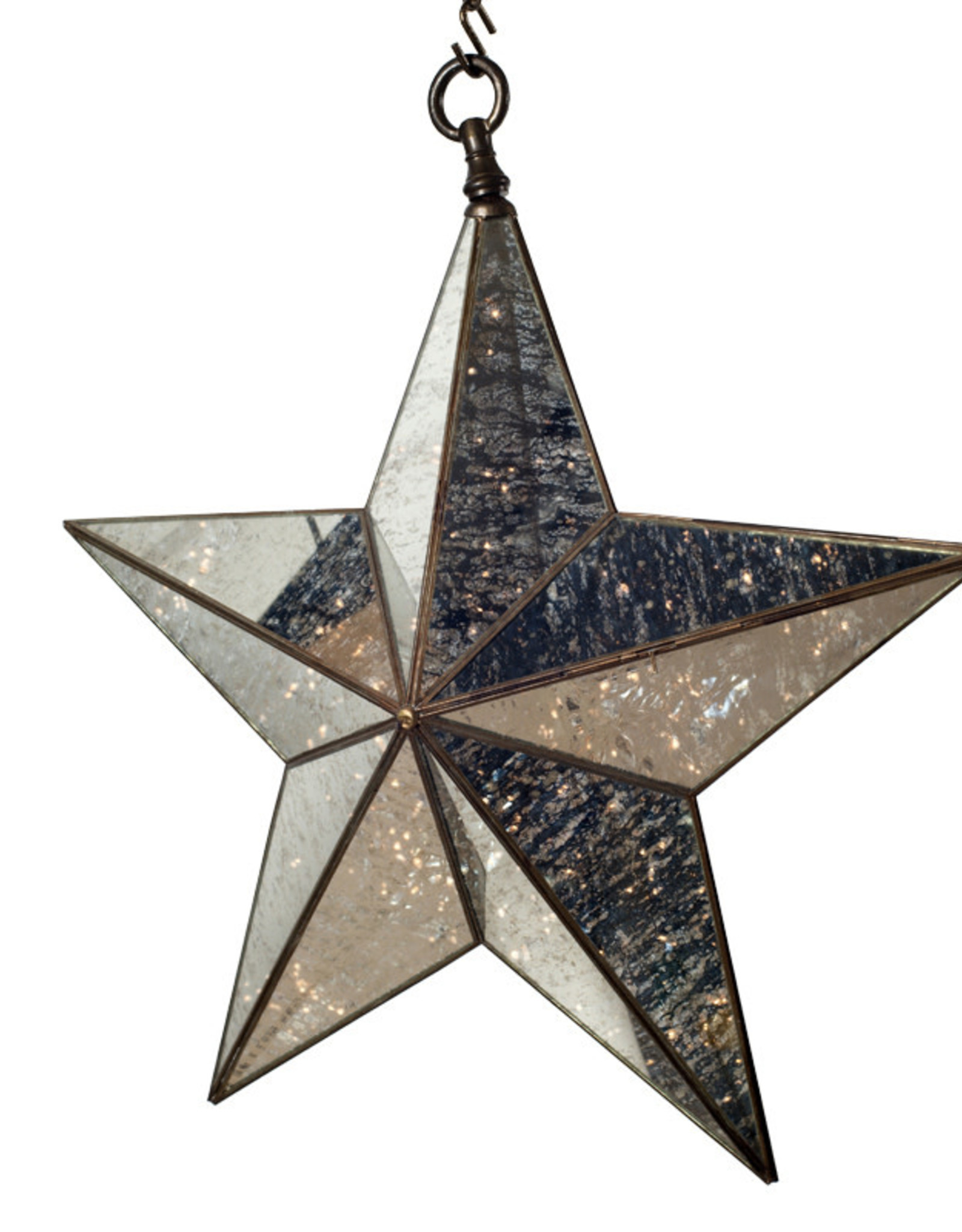 Large Hanging Christmas Starlight