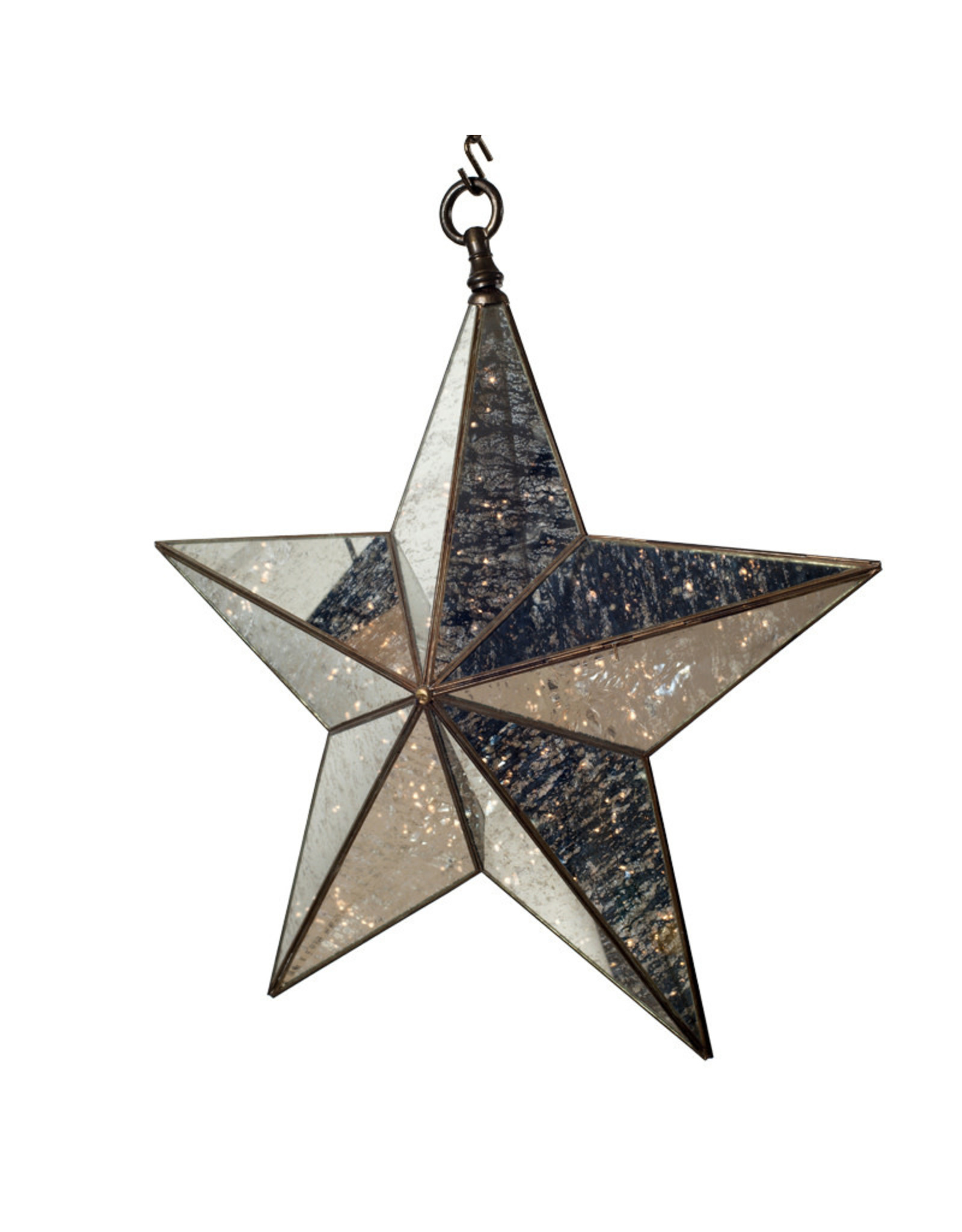 Horgans Large Hanging Christmas Starlight