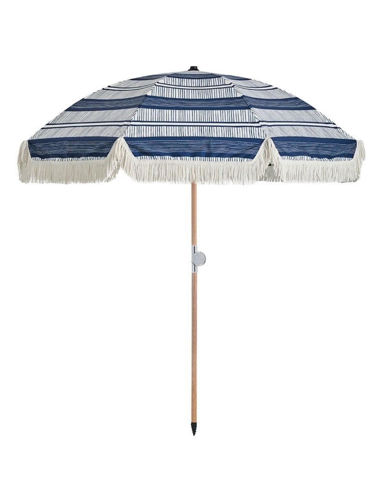 Basil Bangs Atlantic Beach Umbrella