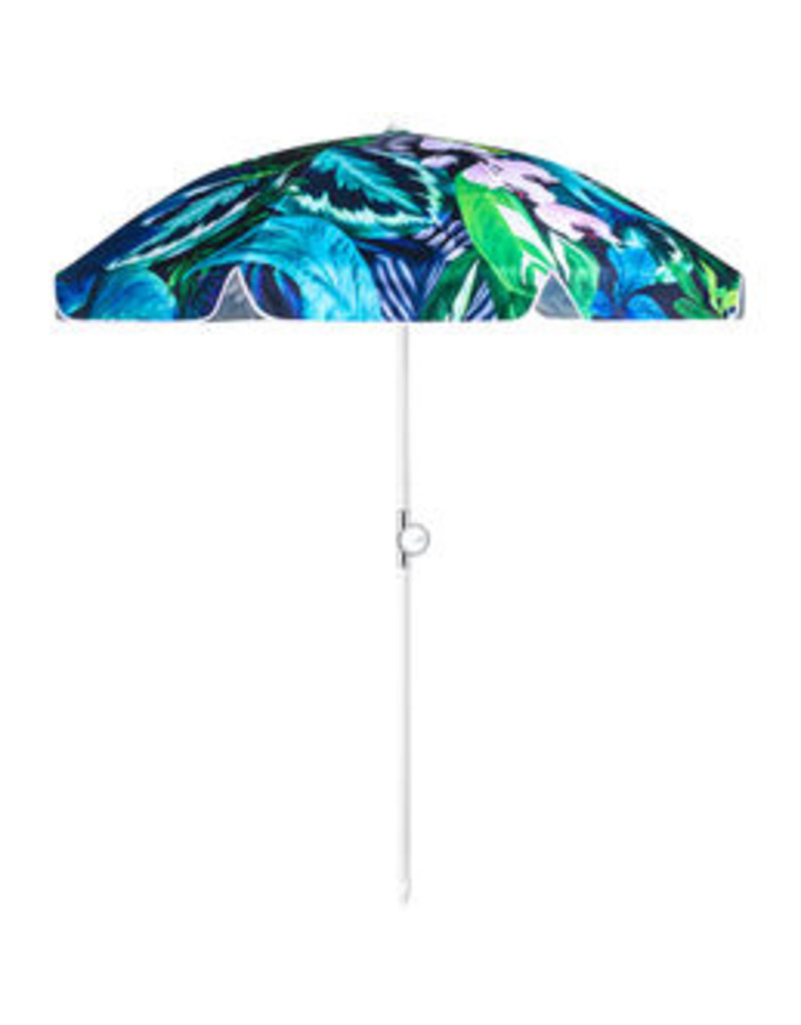 Basil Bangs Botanica Beach Umbrella