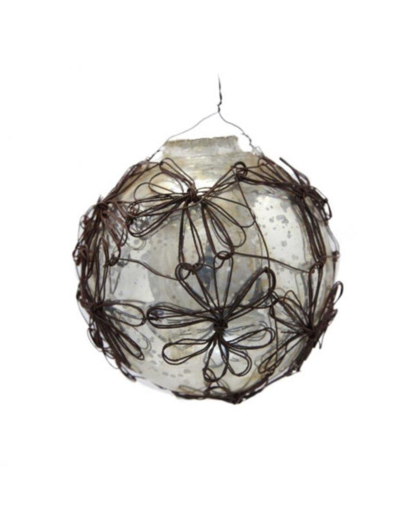 Horgans Antique wirework ornament 10cm