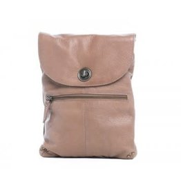 Tayla Lock Sling Bag Blush