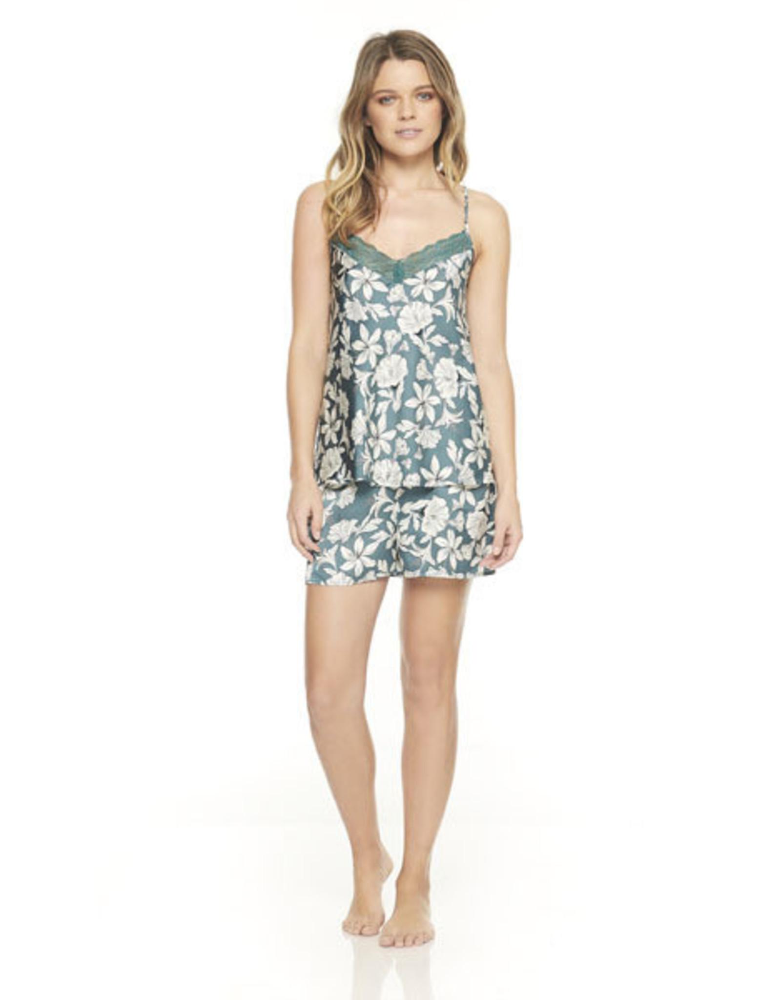Gingerlilly Cameron Floral PJ Short Set Large