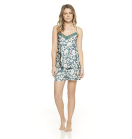 Gingerlilly Cameron Floral PJ Short Set Large