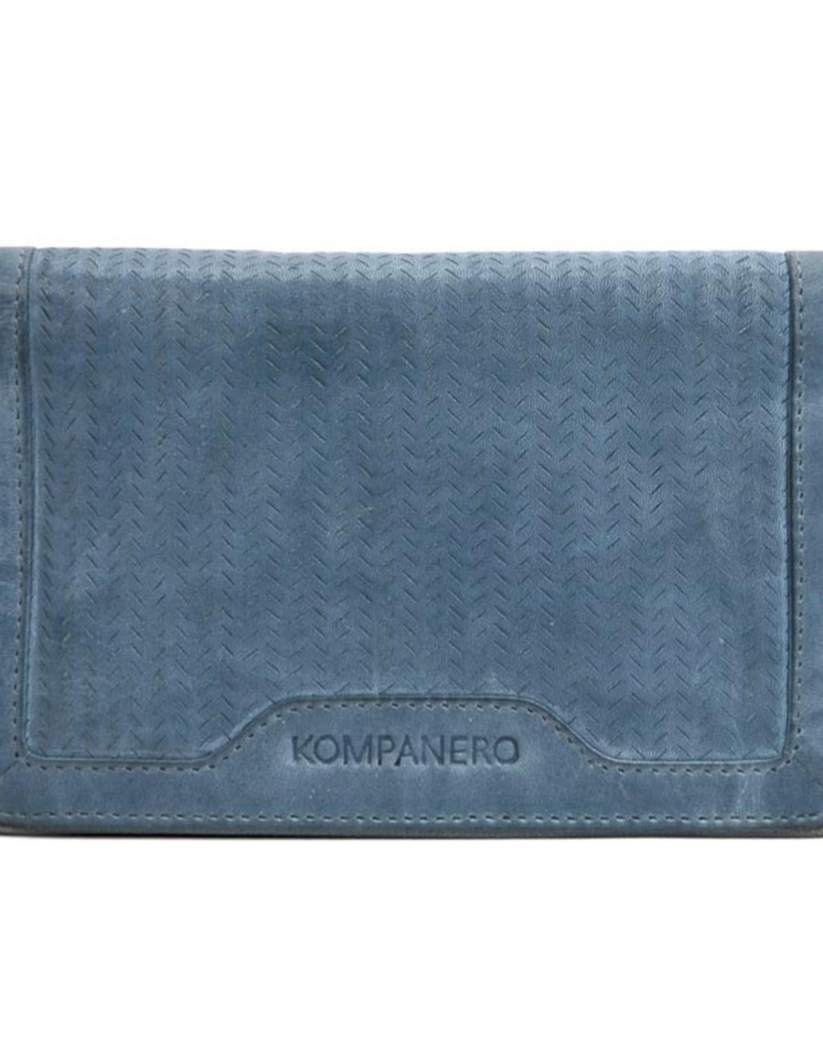 Akemi Wallet Denim