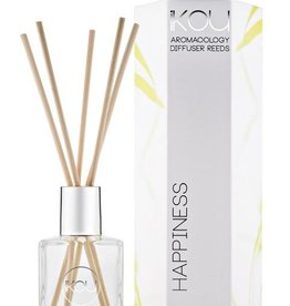 ECO LUXURY DIFFUSER REEDS - HAPPINESS