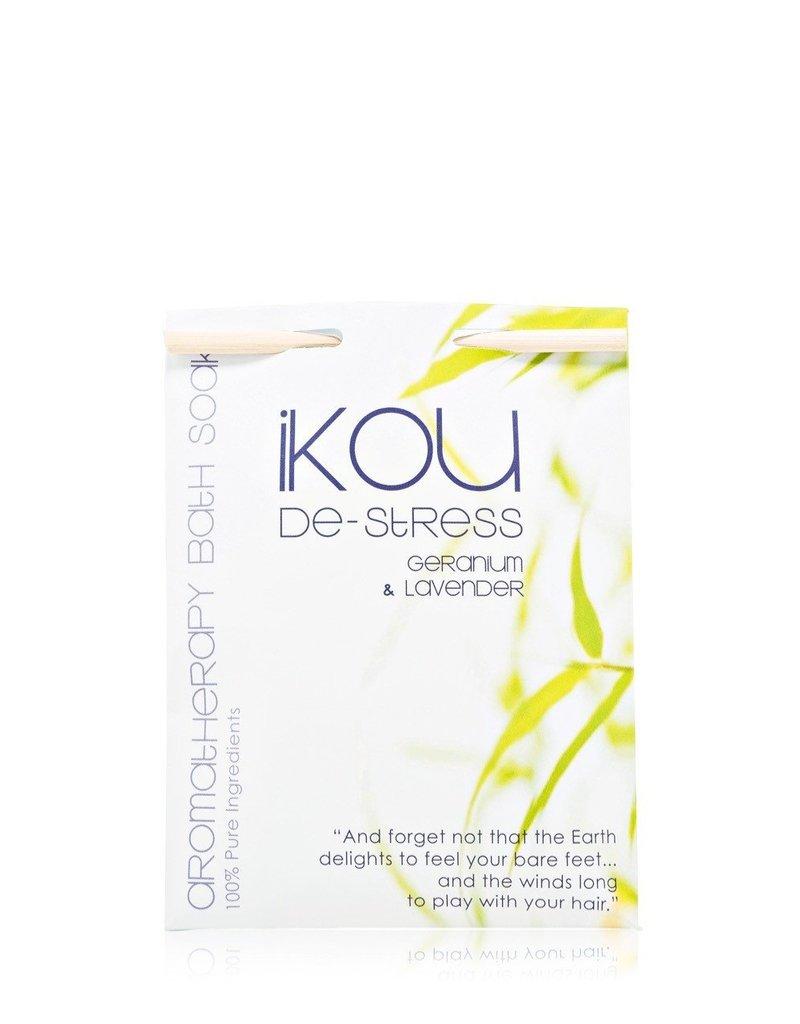IKOU Bath soak De-stress (125g satchel)