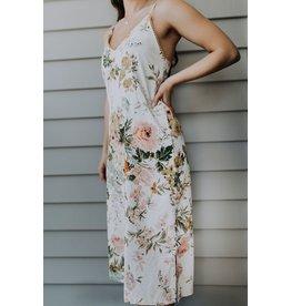 island the label Sorrento midi dress floral medium