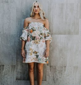 island the label Jemma dress floral small