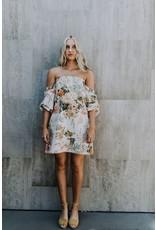 island the label Jemma dress floral medium