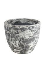 Stoneware egg planter medium
