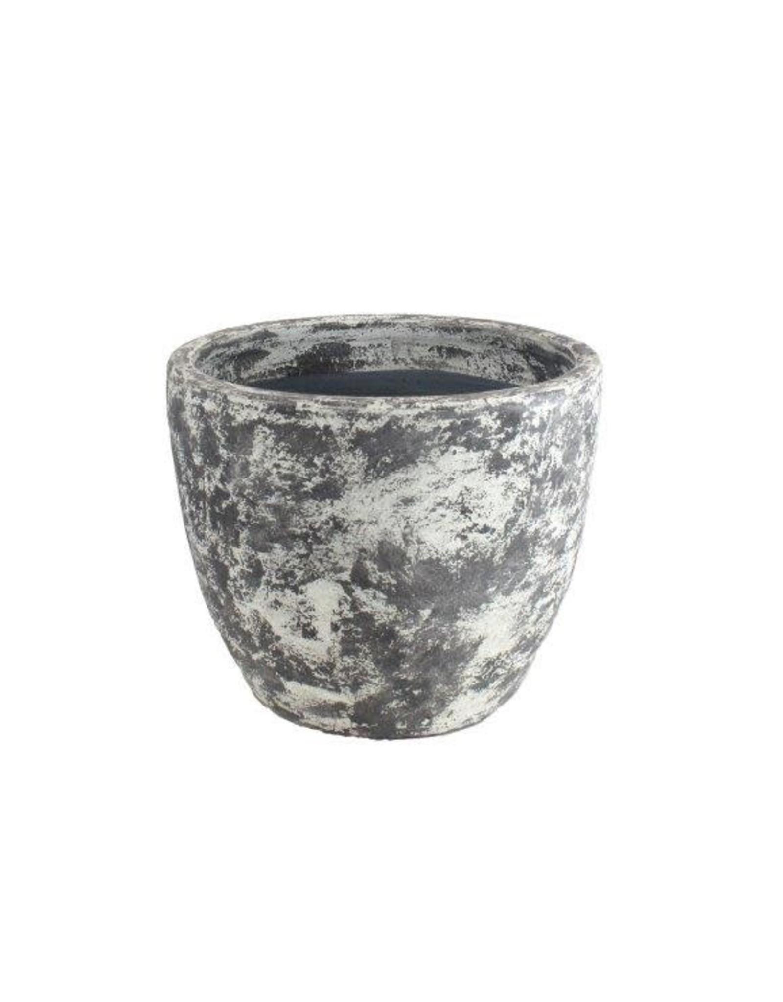Motyaj Stoneware egg planter medium