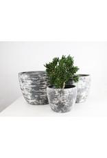 Motyaj Stoneware egg planter small