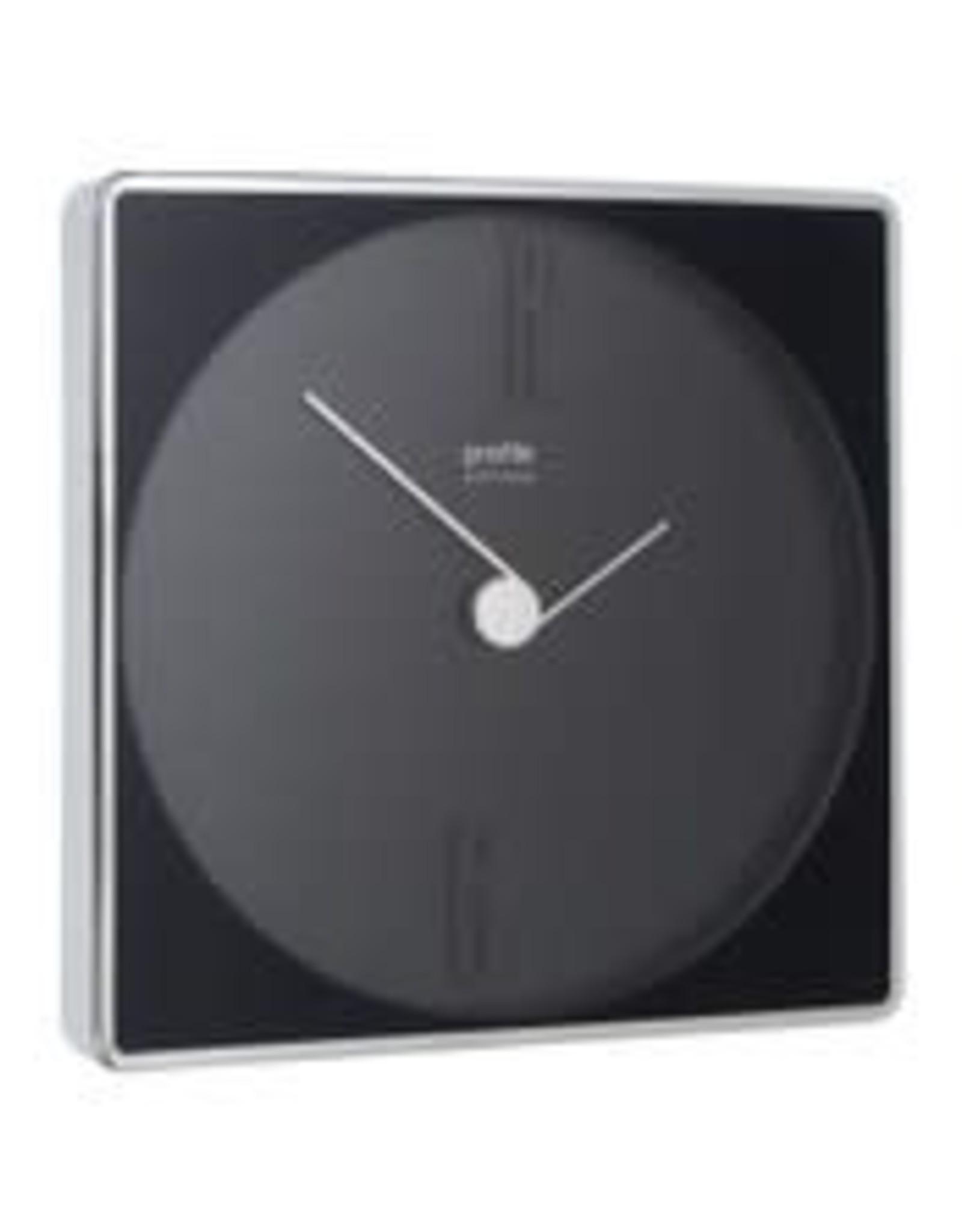 Boston Clock Black