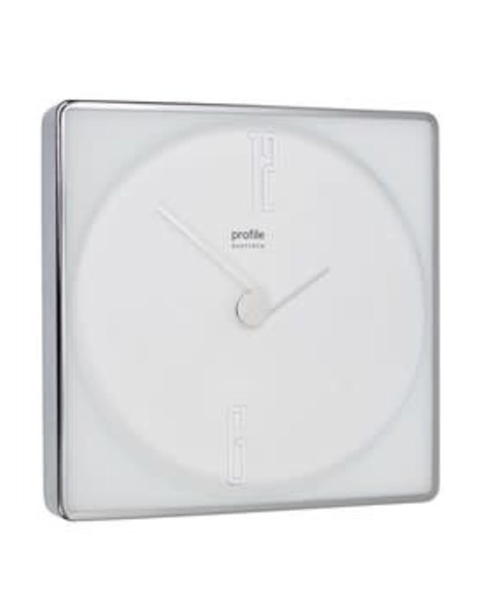 Profile Products Boston Clock White