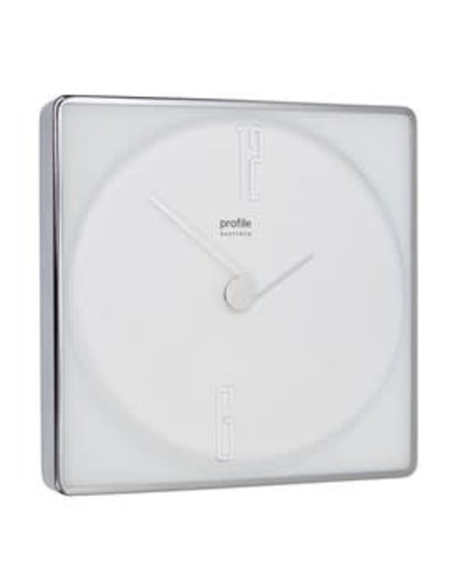Boston Clock White