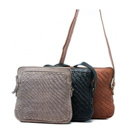 Lacey cross body Sand