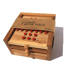 Planet Finska Classic Game Stack 3 Drawer