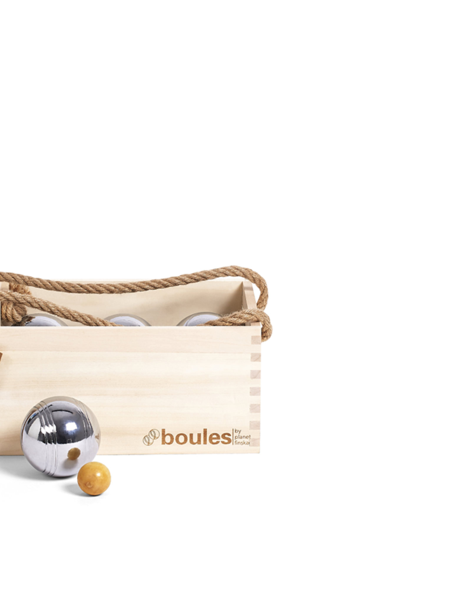 Premium Boules in carry crate