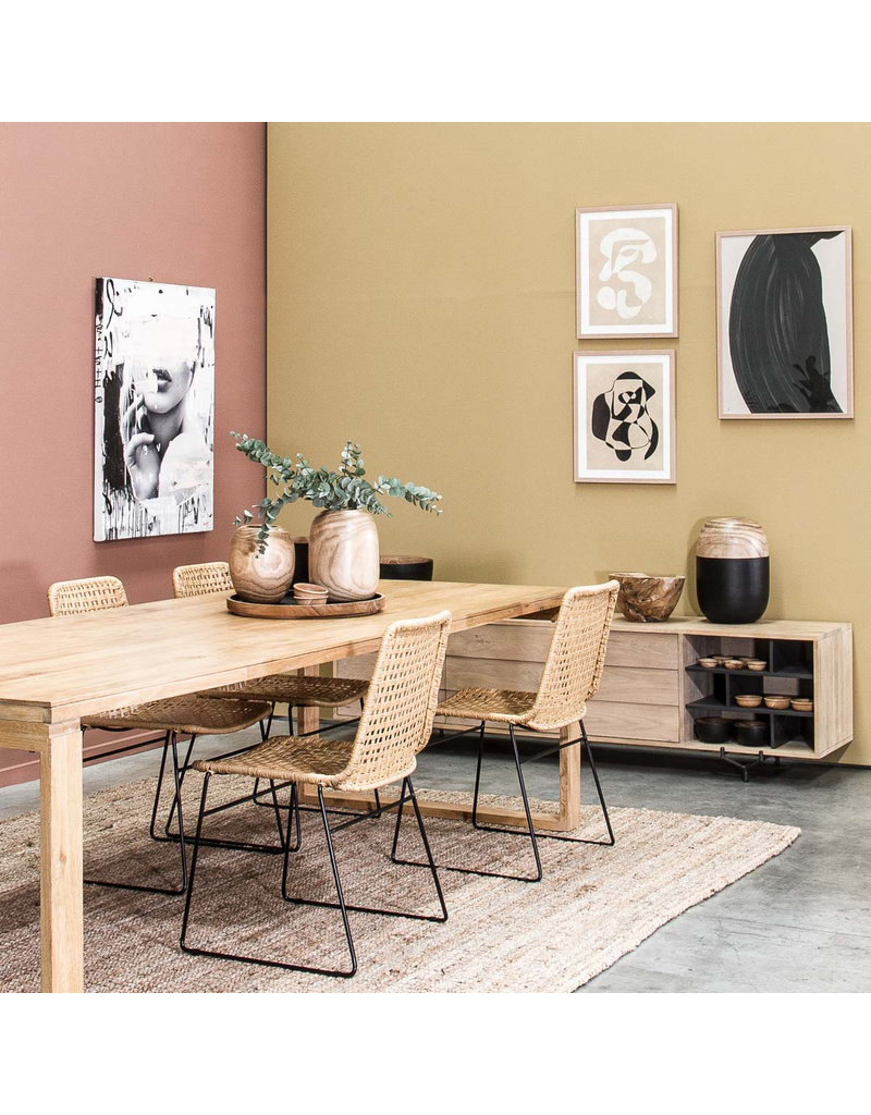 SATARA Bella loom dining chair